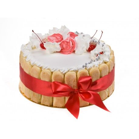 Tort z biszkoptami
