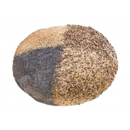 Chleb z 4 ziarnami